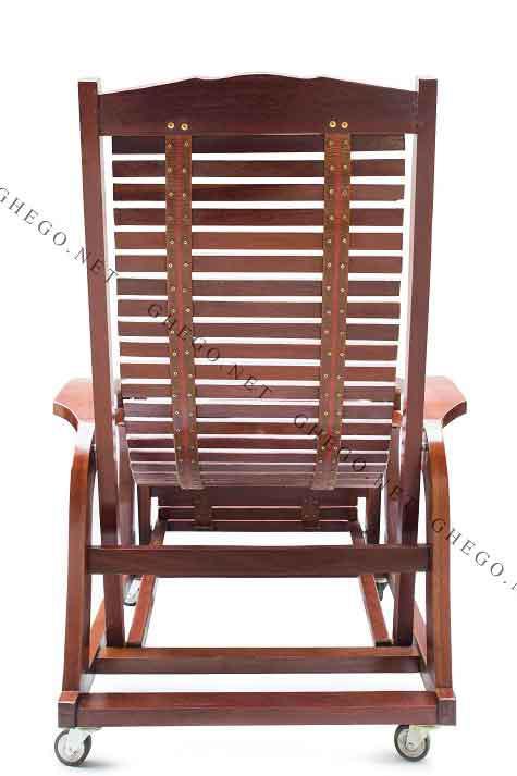 ghế thư giãn gỗ hương