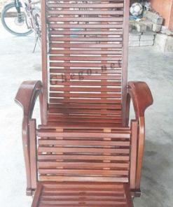 Ghế thư giãn gỗ Căm Xe