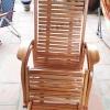 ghế thư giãn gỗ sồi