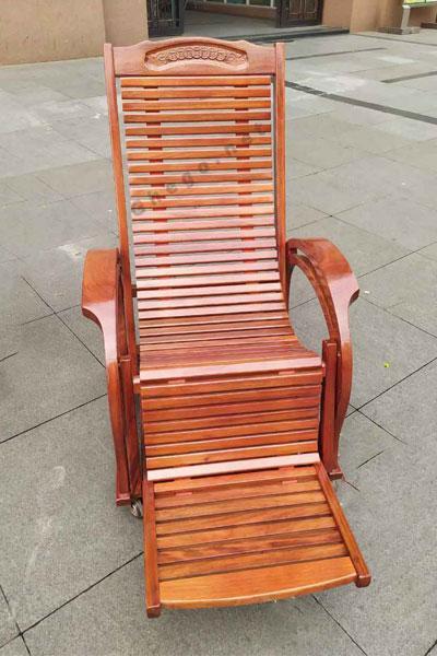 ghế thư giãn gỗ Lim