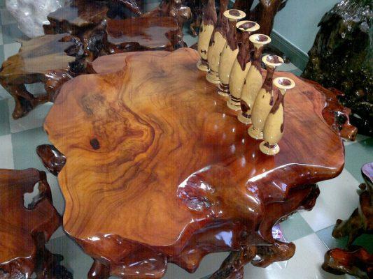 Chất liệu gỗ Tự nhiên đẹp cho ngôi nhà bạn