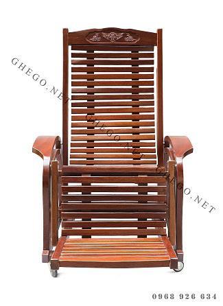 ghế dây gỗ Nghiến